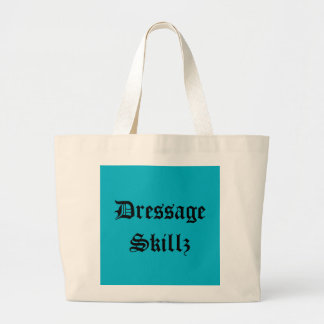 Jumbo Dressage Tote Jumbo Tote Bag