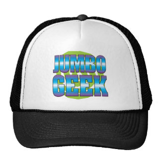 Jumbo Geek v3 Hat