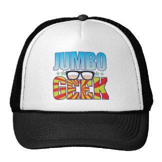 Jumbo Geek v4 Cap