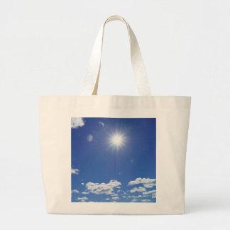 Jumbo Grocery Tote Bag