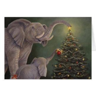 Jumbo Holiday Card