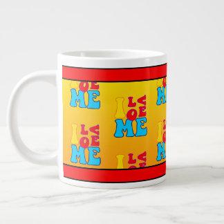 Jumbo I Love Me Coffee Mug