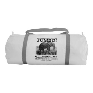 Jumbo in Brattleboro Gym Bag Gym Duffel Bag
