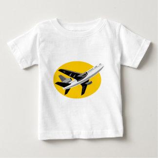 jumbo jet plane airplane aircraft baby T-Shirt