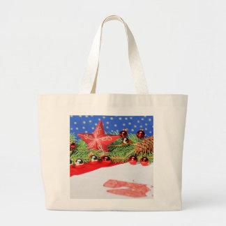 Jumbo jet shopping bag glad Christmas holidays
