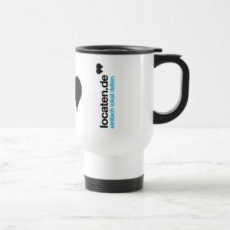 Jumbo jet thermal Kaffemug (444 ml) 'locaten' Travel Mug