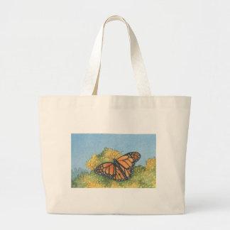 Jumbo Monarch Butterfly Tote Jumbo Tote Bag