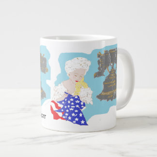 Jumbo Mug 4Th of July