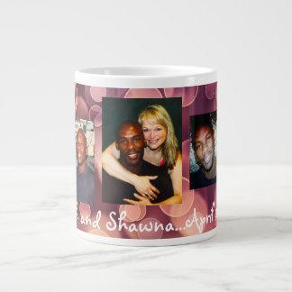 Jumbo Mug, customizable Large Coffee Mug