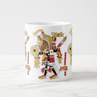 Jumbo Mug With Inca Shaman