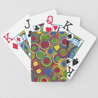 Jumbo Playing Cards - Square Dance