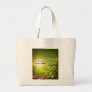 Jumbo Tote Canvas Bags