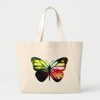 Jumbo Tote - ButterFly
