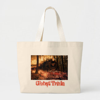 Jumbo Tote Ghost train