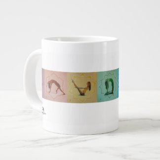 Jumbo Yoga/Chakra Mug