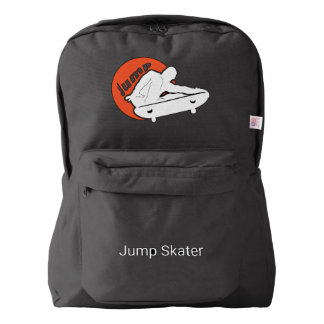 Jump Skater! Backpack