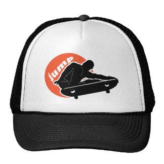 Jump Skater! Cap