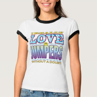 Jumpers Love Face Tees