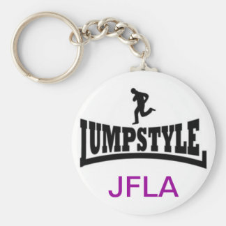 JUMPFORCE LA Keychain