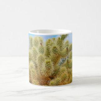 Jumping Cactus Coffee Cup/Mug Coffee Mug