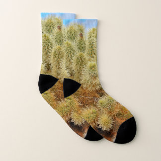 Jumping Cactus Unisex Socks 1