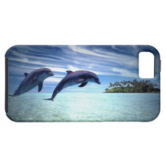 Jumping Dolphins iPhone 5 Covers