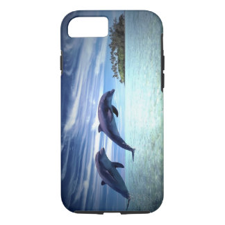 Jumping Dolphins iPhone 8/7 Case