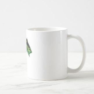 Jumping Fish Coffee Mug