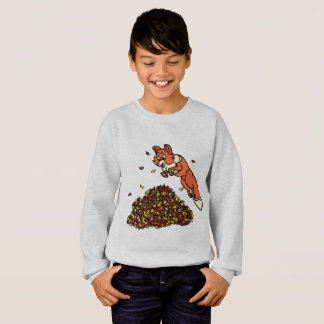 Jumping Fox Sweatshirt