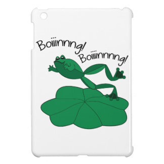 Jumping Frog iPad Mini Cases