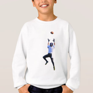 Jumping High for a Grab Sweatshirt