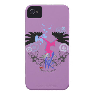 Jumping High with Joy! iPhone 4 Cases