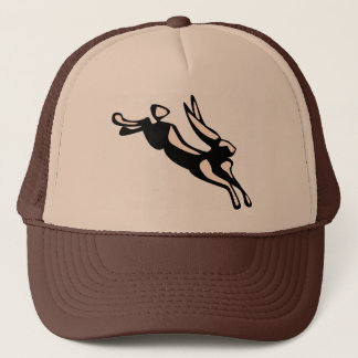 Jumping Jack Rabbit Trucker Hat