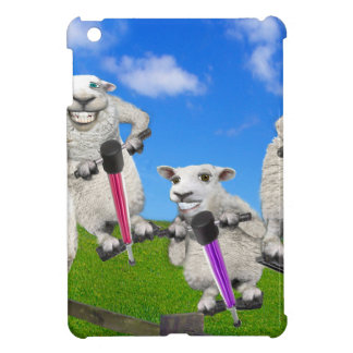 Jumping Sheep iPad Mini Covers