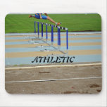 JUMPING THE OBSTACLES MOUSEPADS
