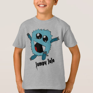 Jumpy JoJo Super Fun Monster Creation T-Shirt