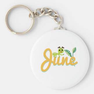 June Ant Keychains