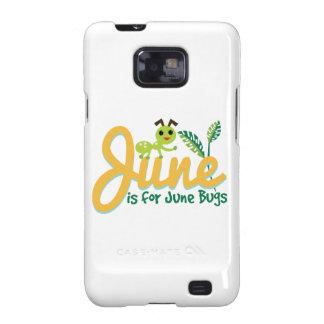 June Bug Galaxy S2 Cases