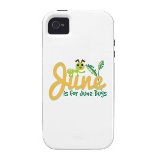 June Bug Case-Mate iPhone 4 Cover