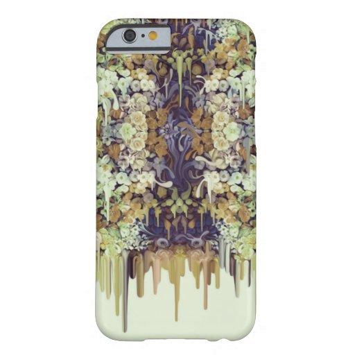 June Bug, melting florals iPhone 6 Case
