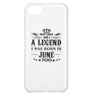 June month Legends tshirts iPhone 5C Case
