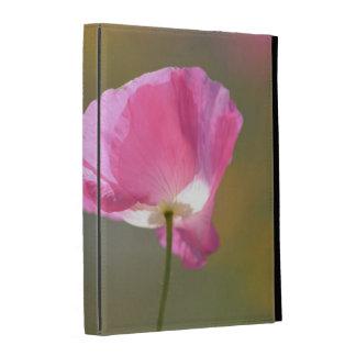 June Poppy iPad Case