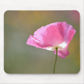 June Poppy Mouse Pad
