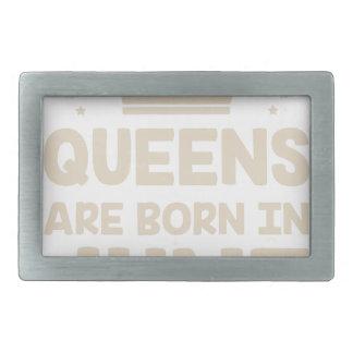 June Queen Belt Buckle