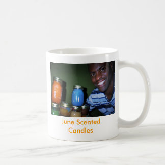 June Scented Candles Mugs