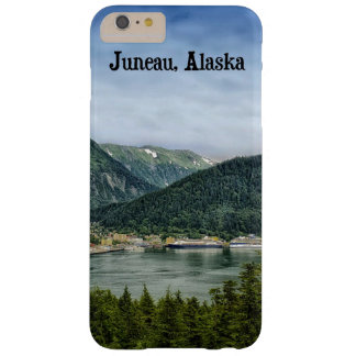 Juneau, Alaska Barely There iPhone 6 Plus Case