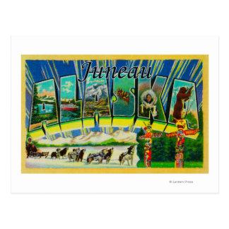 Juneau, AlaskaLarge Letter ScenesJuneau, AK Postcard