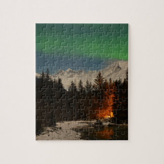 Juneau's Northern Lights Puzzles