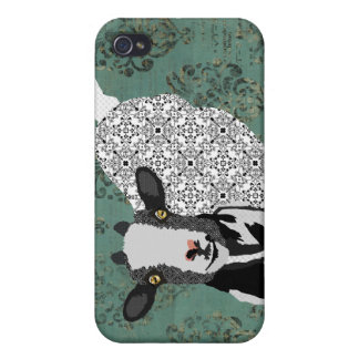 Junebug Damask iPhone Case iPhone 4 Cover