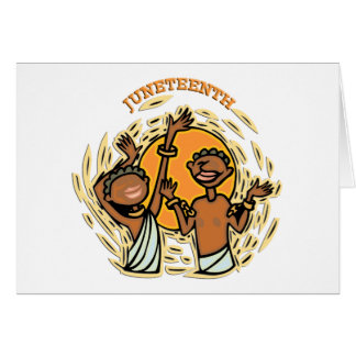 Juneteenth Card